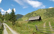 Guided and self-guided walking in Carinthia and then Hohe Tauern National Park
