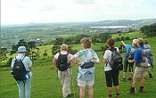 Self-guided walking holiday in England - West Mendip Way