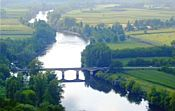 Walking holiday in the Dordogne