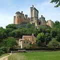 Castle in the Dordogne region