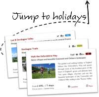 Jump to holidays