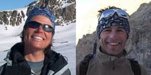 Sally & Bernard of Undiscovered Alps