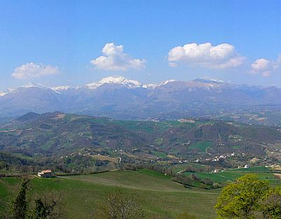 Le Marche & Sibillini in Italy – varied, friendly and unspoilt