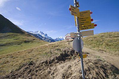The French Alps - photo by Richard Dedeyan