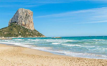 Valencia coast