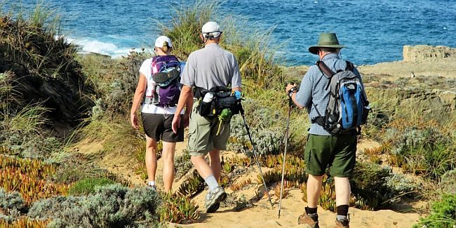 Explore the Rota Vicentina – coastal walking trails in Portugal