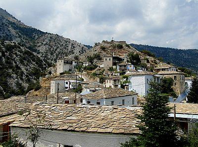 greece walking kastanitsa tower article
