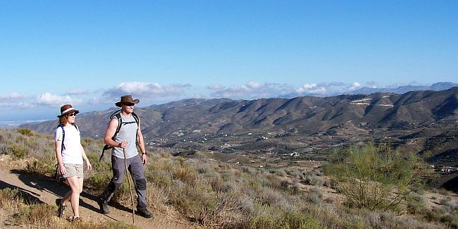 Discover Lubrin – a Peaceful Walking Retreat in Almeria Spain