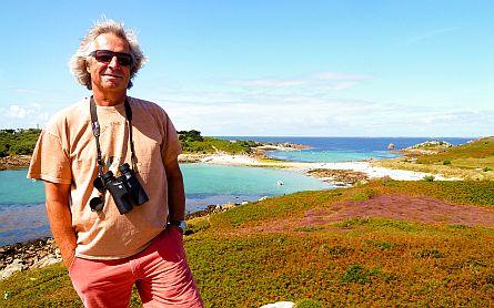 Martin Hunt from Adventureline Walking Holidays