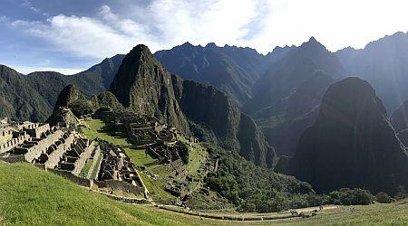 Machu Picchuin Peru