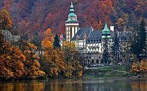 A castle in Lillafured