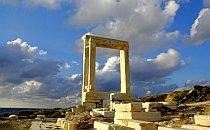 Ancient Greek portal monument