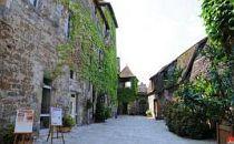 street in Carenac village