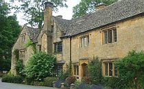 Old looking building in Cotswold, England