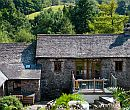 A beautiful guest house with a patio in English Lake District