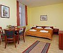 Hotel's bedroom in Eger