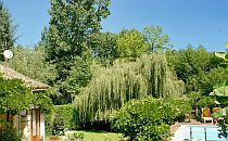 Gardens of Le Moulin du chemin