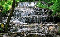 Szalajka creek - Veil cascade