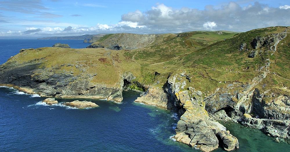 Coastal Cornwall