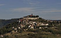 The town of Motovun