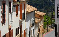 Confrides village