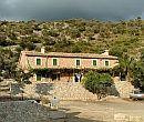 Mountain hut in Tramuntana Mountain in Mallorca