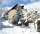 gite in the Alps in France
