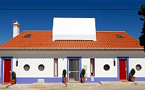 Small hotel along the Alentejo walking route