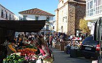 Village market in the Alpujarras