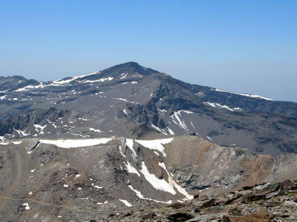 The peak of Mulhacen