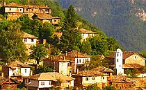 Village in Rhodope mountains