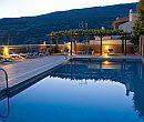 Swimming pool Hotel Capileira