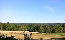 rural dordogne landscape