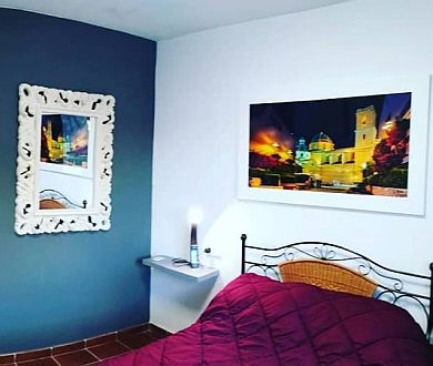 casa-guadalest-walking-holiday-accommodation-bedroom