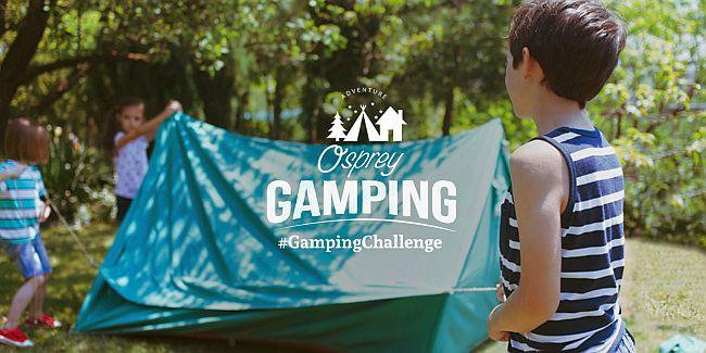#GampingChallenge by Osprey